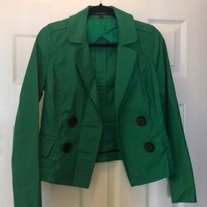 Express Jacket in Green